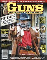 Guns of the Old West Magazine   Summer 2021  Pepperbox