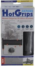 """Oxford Heated Grips Scooter OF772 scooter handle bar hand warmers 7/8"""" Bars"""
