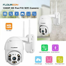 HD 1080P WiFi Video Security IP Camera Outdoor Wireless Security PTZ Dome Camera