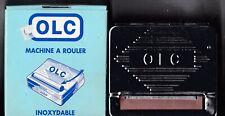 OCL  Machine automatique à rouler les cigarettes Boîte en métal +2 paquet papier