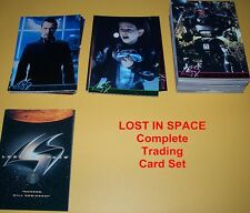 Lost In Space Complete Trading Card Set
