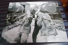 Derick Martin - Hand Signed Autograph (Doctor Who - INFERNO and others)