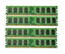 NEW! 4GB (4x1GB) Memory Dell Inspiron 530 PC2-6400 DDR2