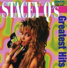 Stacey Q's Greatest Hits: The Queen of Retro-Dance by Stacey Q (CD, Jan-1995,...