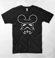 Trooper Mouse T Shirt Top Star Wars Darth Vader Sith Skywalker Disney Mickey