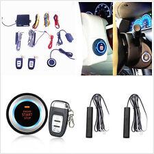 10 x Car Auto Alarm System Keyless Entry Engine Start Push Button Remote Starter