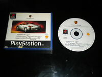 Porsche Challenge - PS1 - Sony Playstation 1 Driving Game - 1996
