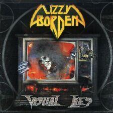 Lizzy Borden - Visual Lies [New CD] Bonus Tracks, UK - Import
