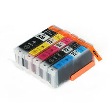 5 x compatible ink PGI-670 XL CLI-671XL for Canon PIXMA MG5760 MG5765 MG5766