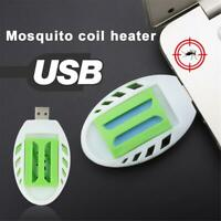 1set USB Smell Free Electric mosquito repeller & 30pcs Mat Refill 12hrs/pcs