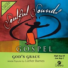 Luther Barnes - God's Grace -  Accompaniment/Performance Track – New CD