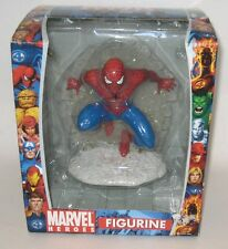 Retired 2007 Marvel Spiderman Figurine NRFB Heavy, Quality Resin SHIPSWORLDWIDE