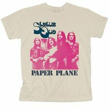 Status Quo 'Paper Plane' T-Shirt - NEW & OFFICIAL!