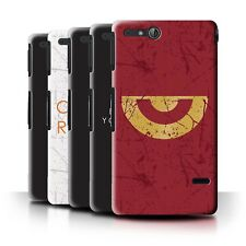 STUFF4 Back Case/Cover/Skin for Sony Xperia Go/ST27i/Space Western Movie