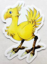 Chocobo Vinyl Sticker