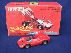 Ferrari 330P4 Spider - Revell Jouef Evolution 1/43 scale BOXED