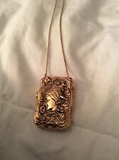 gold locket from 1928