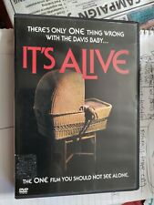 Its Alive (Dvd, 1973/2004)