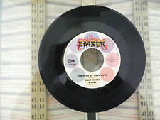 BILLY MYLES- IM GONNA WALK- THE PRICE OF YOUR LOVE- 45RPM- RECORD- VG+