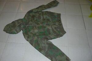 blouson camouflage type wermacht  xxl
