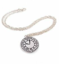 Official Limited Edition Back To The Future Clock Tower Necklace