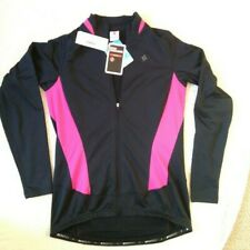 Specialized Roubaix Women's Long Sleeved Cycling Jersey. Black / Fuchsia New, XL