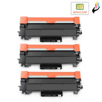 With CHIP 4PK TN760 TN730 Toner Cartridge for Brother HL-L2395DW MFC-L2710DW
