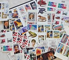New 75 of Multiples & Strips & Singles of 37¢  US PS Postage Stamps. FV: $37.00