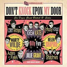 Don't Knock Upon My Door - Six Dozen Great British B-Sides - Various A (NEW 2CD)