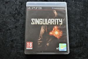 Singularity Playstation 3 PS3