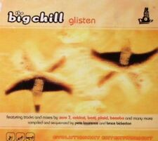 THE BIG CHILL - GLISTEN various (2X CD compilation) FACTOR 8 downtempo ambient