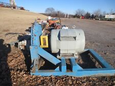 400 Hp Electric Motor, Gearbox and Hydraulic pump; Model Yl 505Ustds665Cc