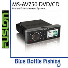 Fusion MS-AV750 Marine Entertainment System with DVD/CD Player