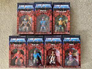 Masters of the Universe MOTU Los Amos Del Universo Vintage Mexico He-Man Super 7
