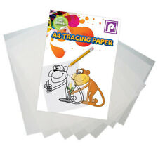 A4 Tracing Paper Pad Drafting Paper 40 Sheets Ideal for Home School Office