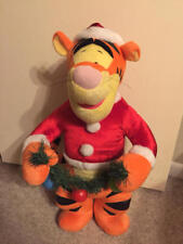 "Large 27"" Christmas Door Greeter TIGGER, Excellent from 2008!"