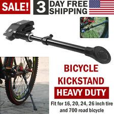 26 inches Bicycle Single Leg Kickstand Mountain Bike Foot Stick Parking T8P2