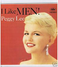 LP PEGGY LEE I LIKE MEN