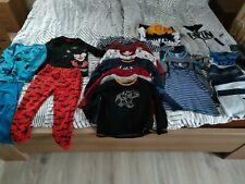 Kinderkleidung, Sachen für Junge Set Gr. 98-104, Langarmshirts usw