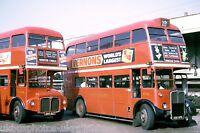 London Transport RT1210 KGK679 6x4 Bus Photo Ref L207