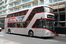 New bus for London - Borismaster LT172 6x4 Quality Bus Photo