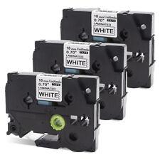 5x Schriftband TZe 251-TZe 751 für Brother P-touch PT-9700PC 9800PCN D600VP 24mm
