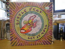 "LITTLE FEET LET IT ROLL VINYL RECORD 12"" w/INNER"