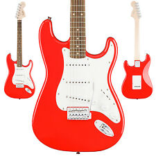 Squier Affinity Series Stratocaster Electric Guitar Race Red Strat! - 0310600570