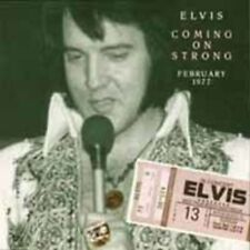 Elvis Presley - COMING ON STRONG - CD - New Original Mint