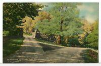 Entrance to Onteora Park, Tannersville, NY 1930 - 1945 Postcard