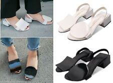 Medium (B, M) Pull On Solid Sandals & Flip Flops for Women