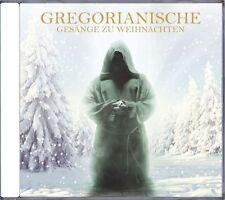 CD Gregorianische Gesänge zu Weihnachten (kirchlicher Choral/chormäßiger Gesang)