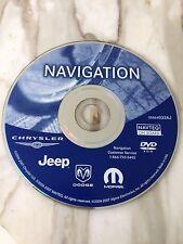 2011 UPDATE 2004 2005 2006 Chrysler PT Cruiser GT 300 Navigation DVD 05064033AJ