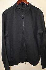 #50 HUGO BOSS 'Sommers 10' Double Zip Jacket Size XL